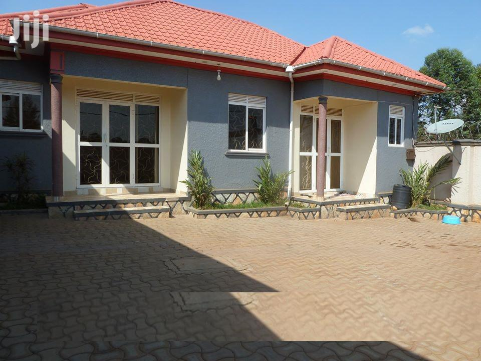 Kyanja Sitting Room And Bedroom House For Rent