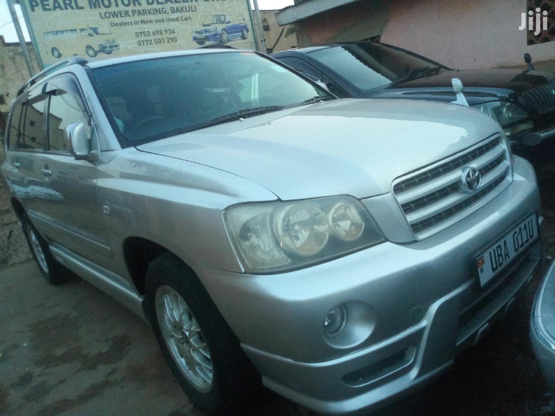 Toyota Kluger 2005 Silver | Cars for sale in Kampala, Central Region, Uganda