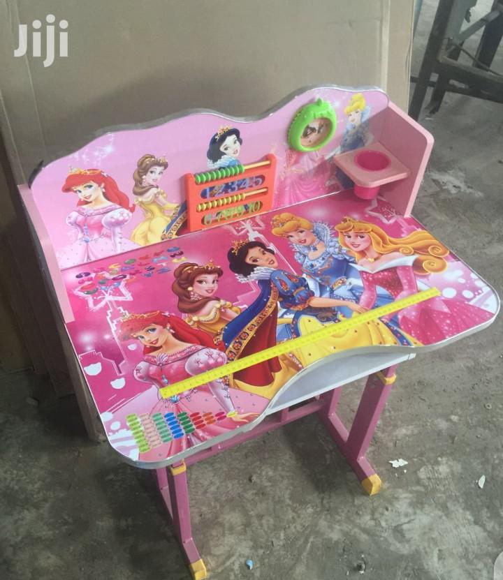 Kids Study Table & Chair | Children's Furniture for sale in Kampala, Central Region, Uganda