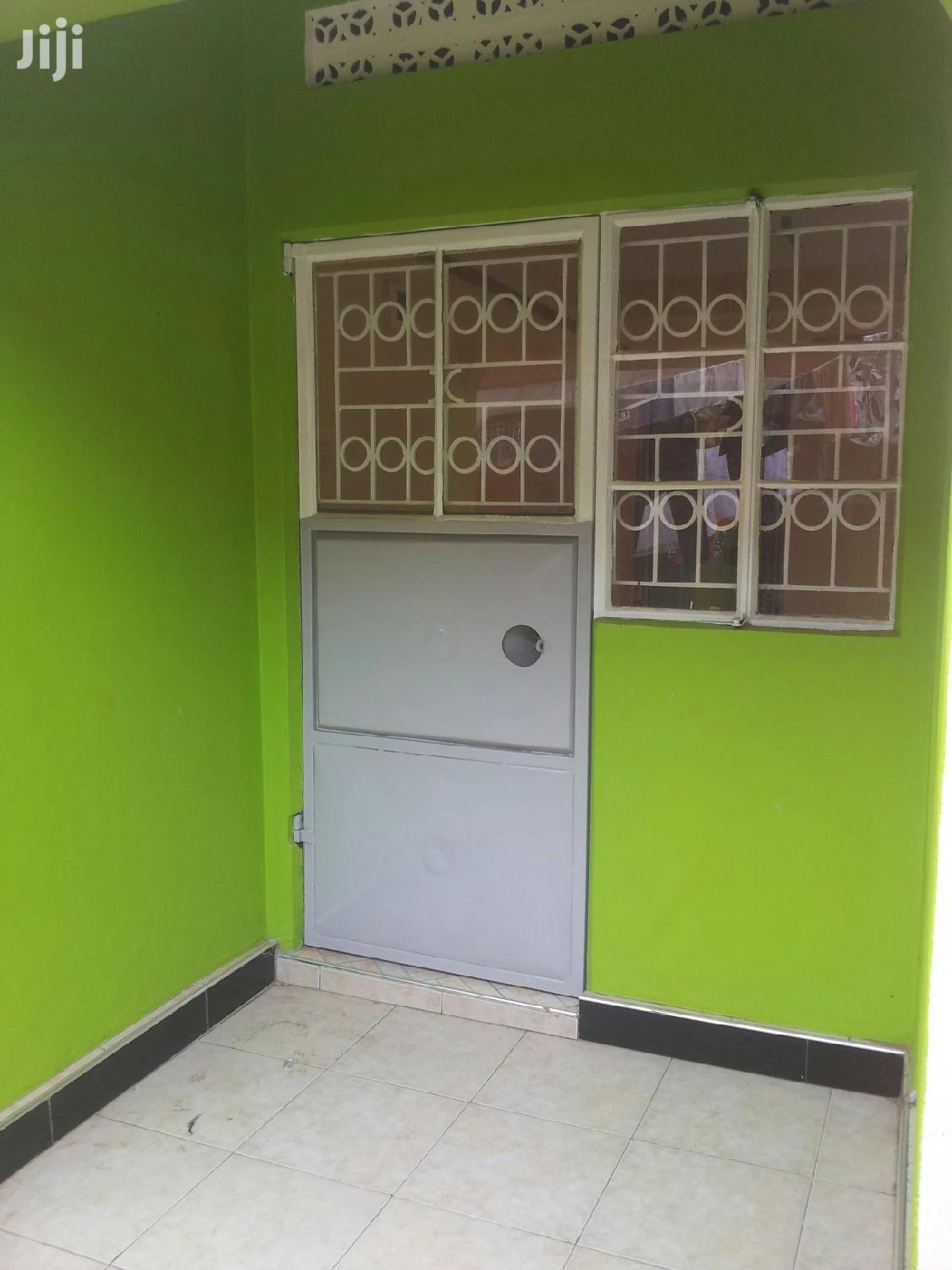 Double Room House for Rent at Kawempe