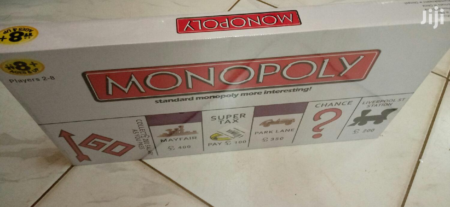 Monopoly Playing Game
