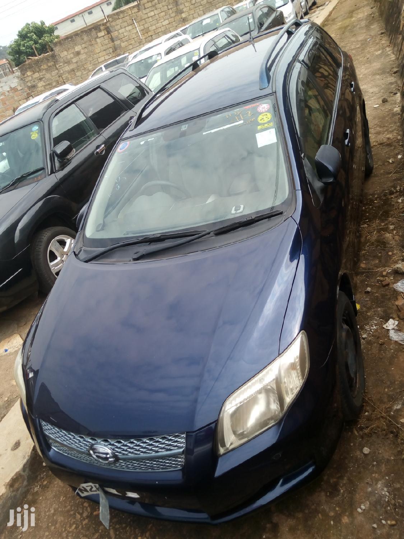 New Toyota Fielder 2007 Blue | Cars for sale in Kampala, Central Region, Uganda