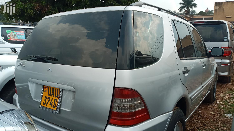 Mercedes-Benz M Class 2000 Silver | Cars for sale in Kampala, Central Region, Uganda