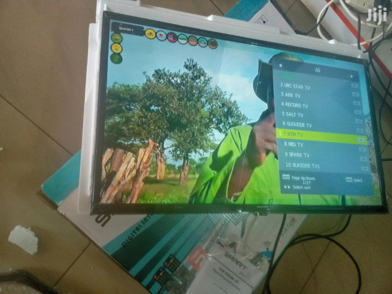 Smart Plus Digital TV 32 Inches