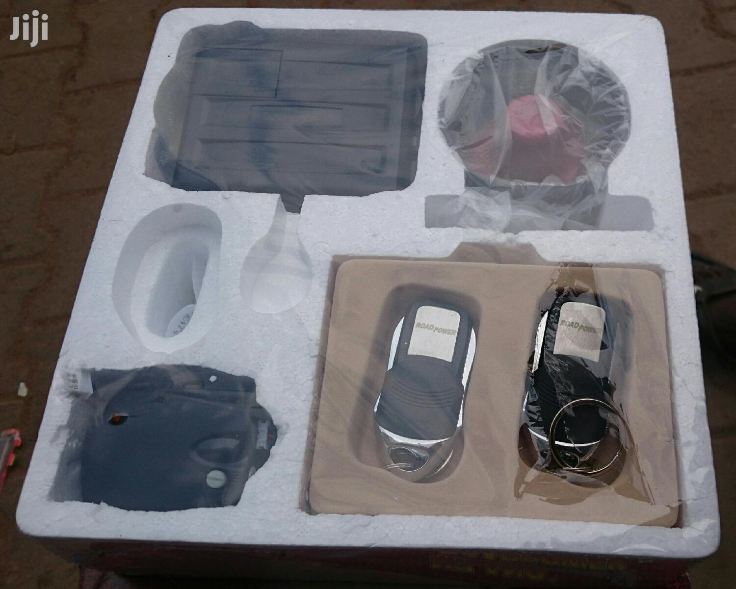 Archive: Car Security Alarm System With Enginition Control