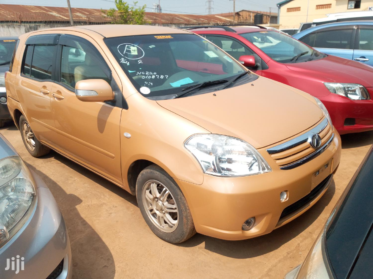 Archive: New Toyota Raum 2007