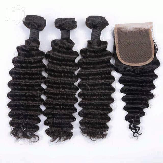 💯 Human Hair Closures | Hair Beauty for sale in Kampala, Central Region, Uganda