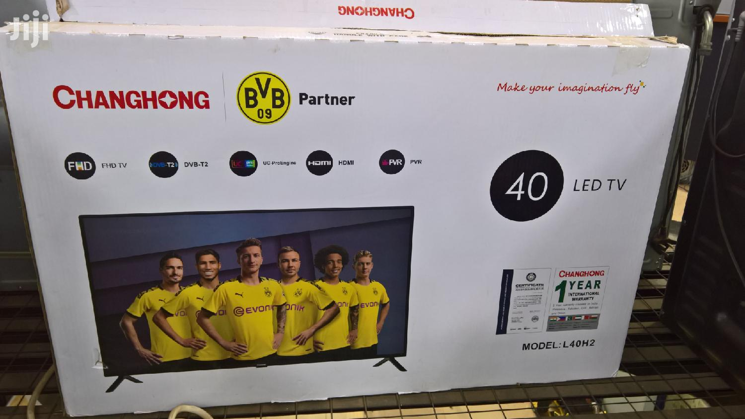 40 Inch Changhong Digital LED TV ( Brand New)