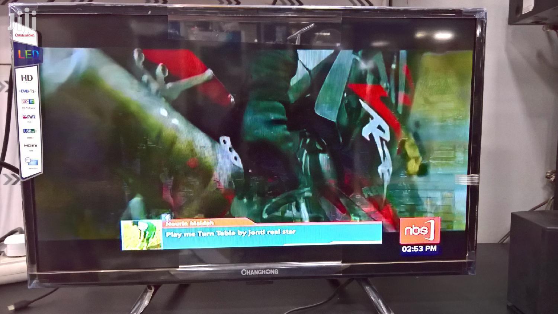 24 Inch Changhong Digital LED TV (Brand New) | TV & DVD Equipment for sale in Kampala, Central Region, Uganda