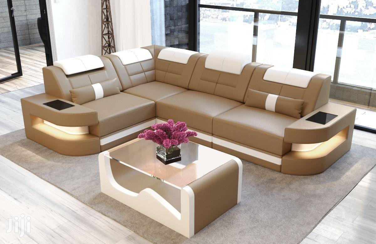 L Shape 5 Seater Sofa