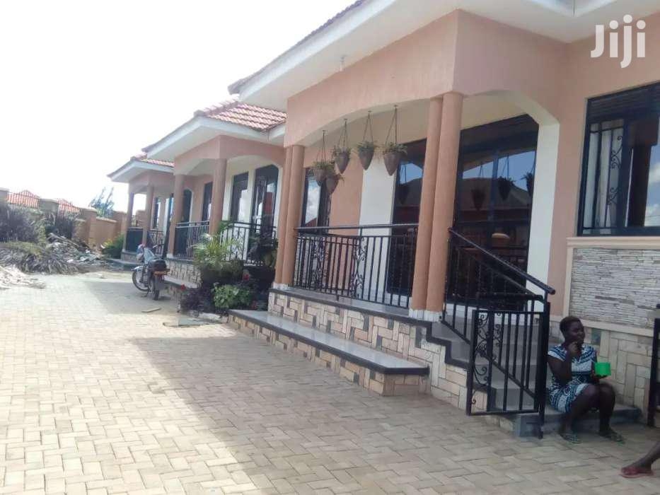 Semi-Detached Posh Two Bedrooms for Rent in Kyanja
