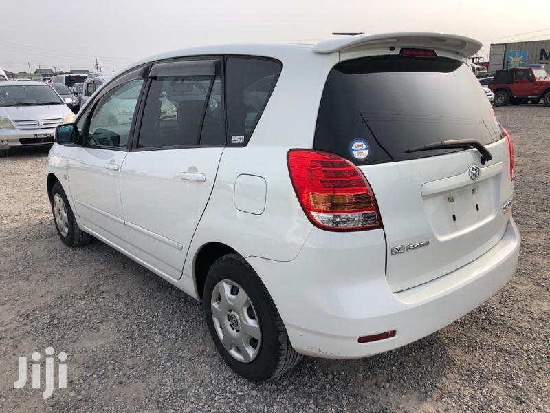 Toyota Spacio 2007 White