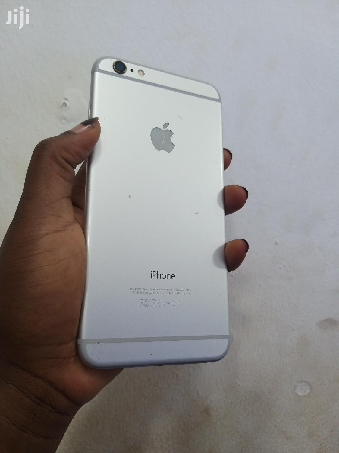 Apple iPhone 6 Plus 64 GB Silver