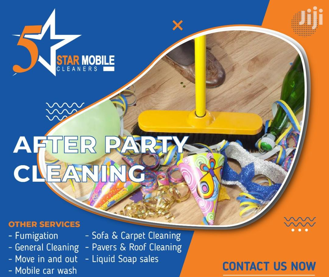 Cleaning And Fumigation Service | Cleaning Services for sale in Kampala, Central Region, Uganda