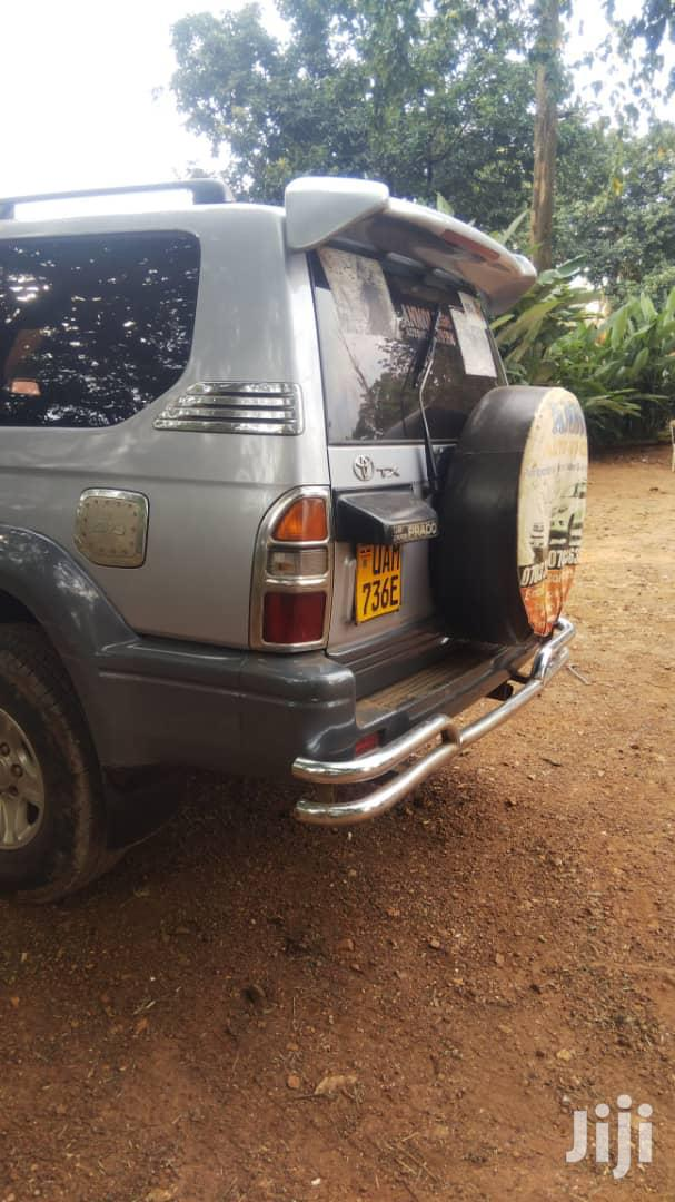 Toyota Land Cruiser Prado 1998 Gray | Cars for sale in Kampala, Central Region, Uganda