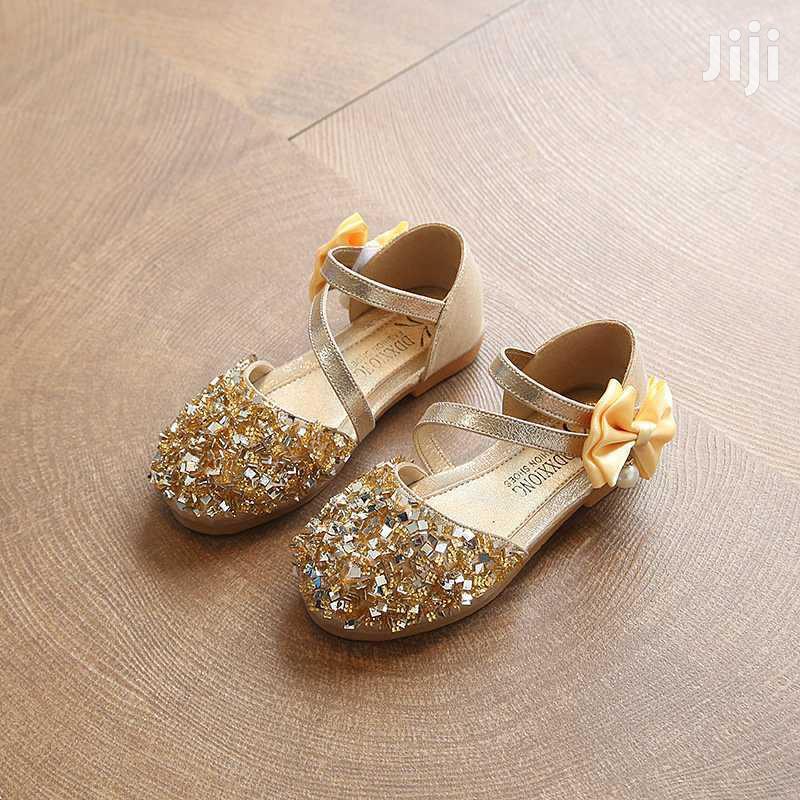 Fashion Girls PU Leather Shoes