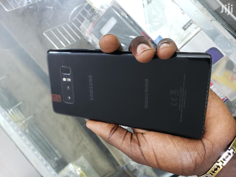 New Samsung Galaxy Note 8 64 GB Black | Mobile Phones for sale in Kampala, Central Region, Uganda