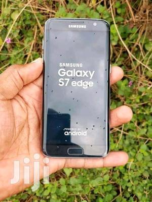 Samsung Galaxy S7 edge 32 GB Black   Mobile Phones for sale in Central Region, Kampala