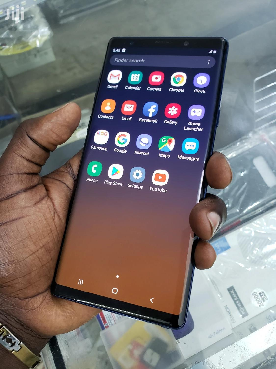 New Samsung Galaxy Note 9 128 GB Blue | Mobile Phones for sale in Kampala, Central Region, Uganda