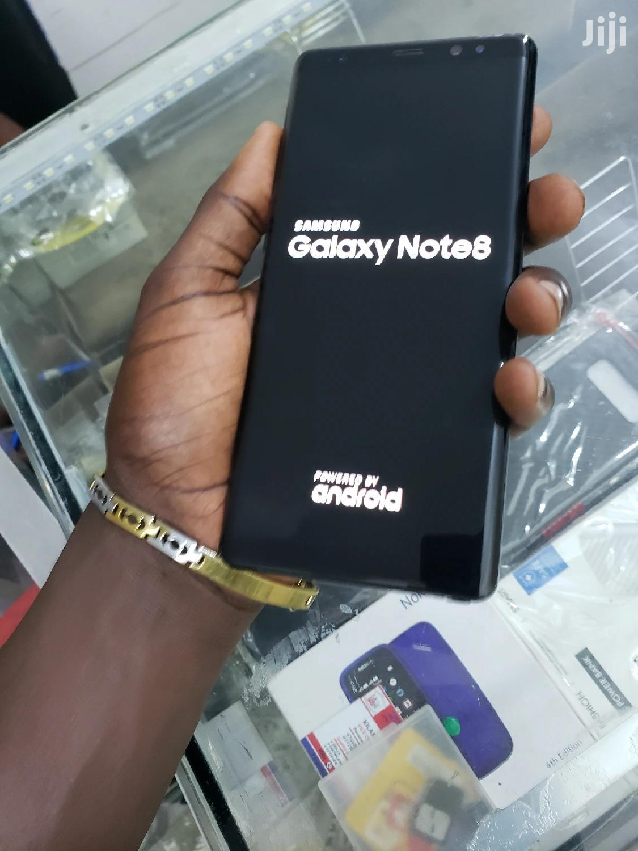 New Samsung Galaxy Note 8 64 GB Black