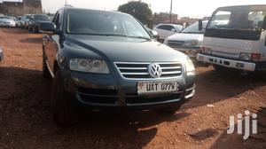 Volkswagen Touareg 2005 Green | Cars for sale in Central Region, Kampala
