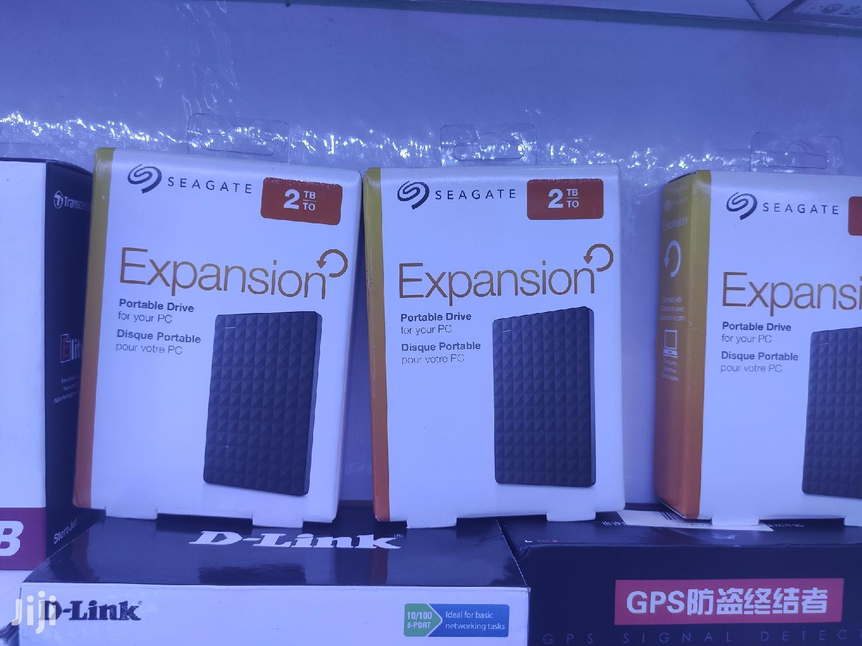 Archive: Brand New 2TB External Hard Drive