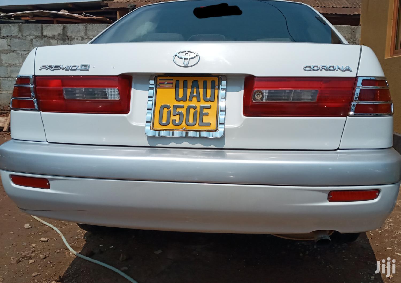 Toyota Premio 1997 White | Cars for sale in Kampala, Central Region, Uganda