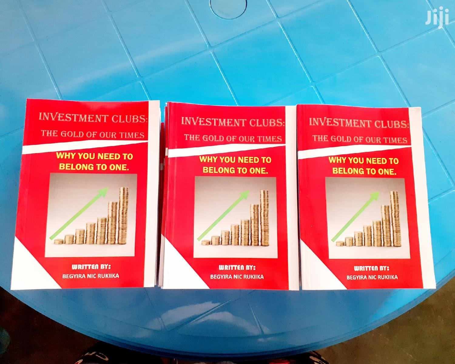 Archive: A Book Titled Investment Clubs, The The Gold Of Our Time