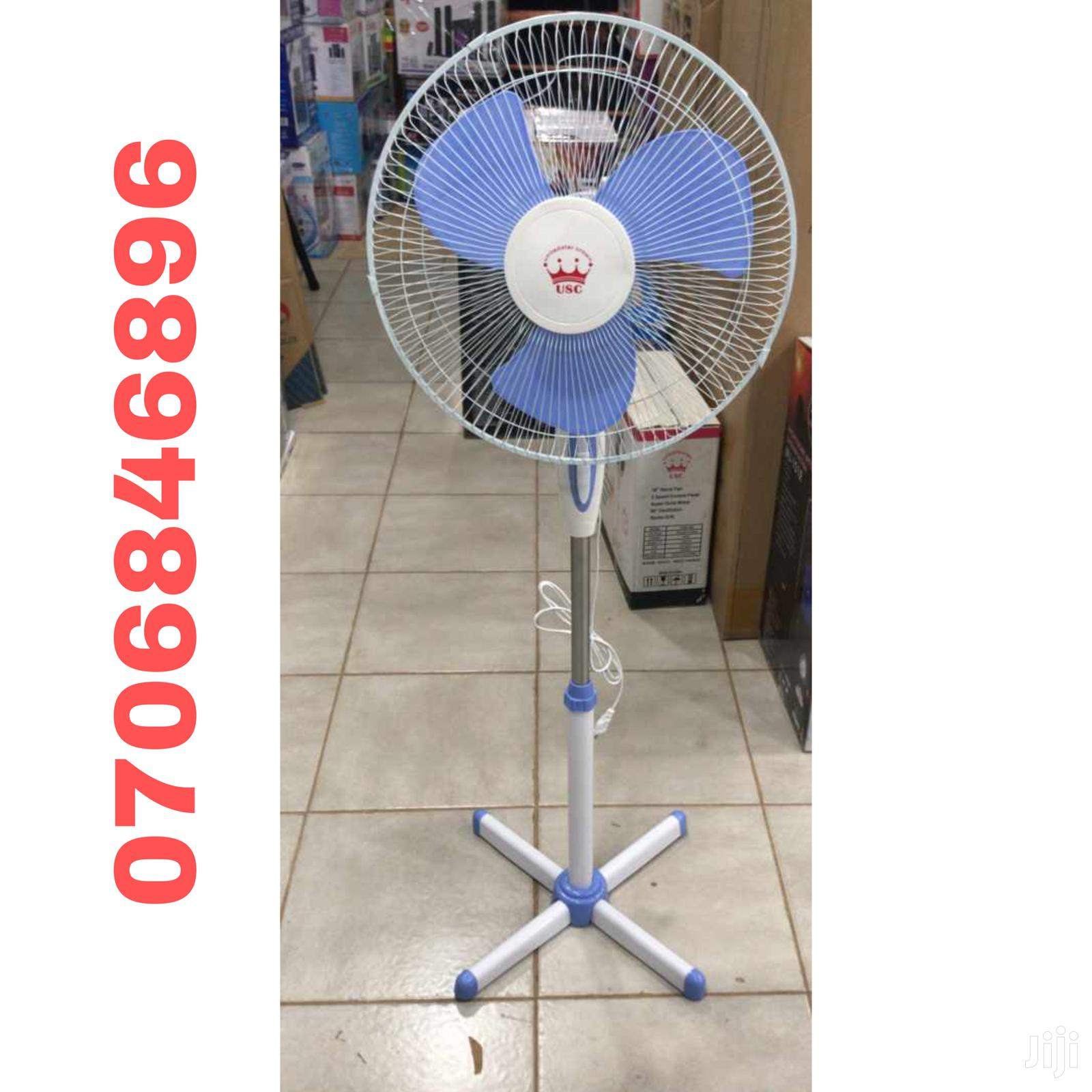 Big Stand Fan With Guarantee