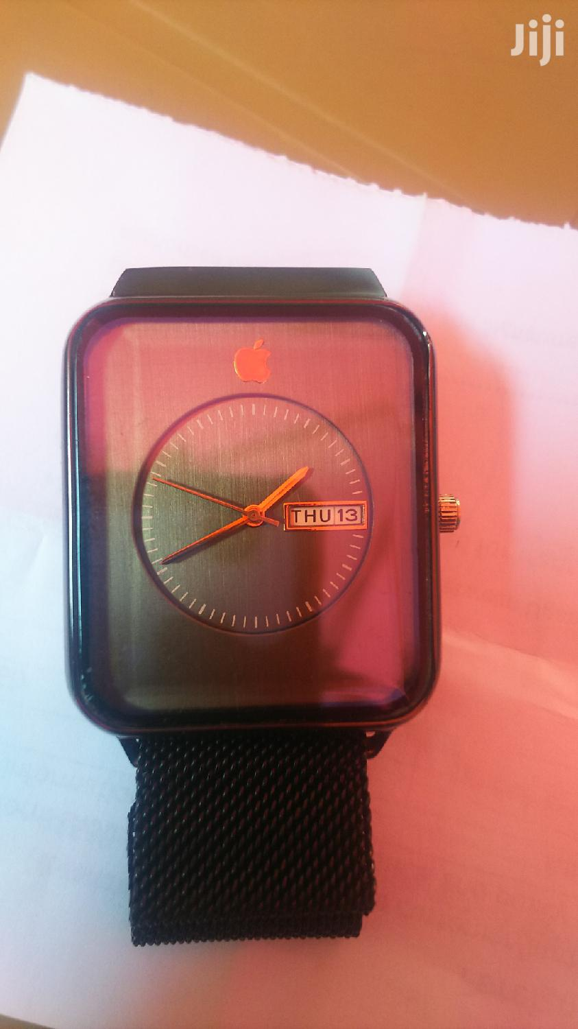Unisex Apple Watch With LED Display | Smart Watches & Trackers for sale in Kampala, Central Region, Uganda