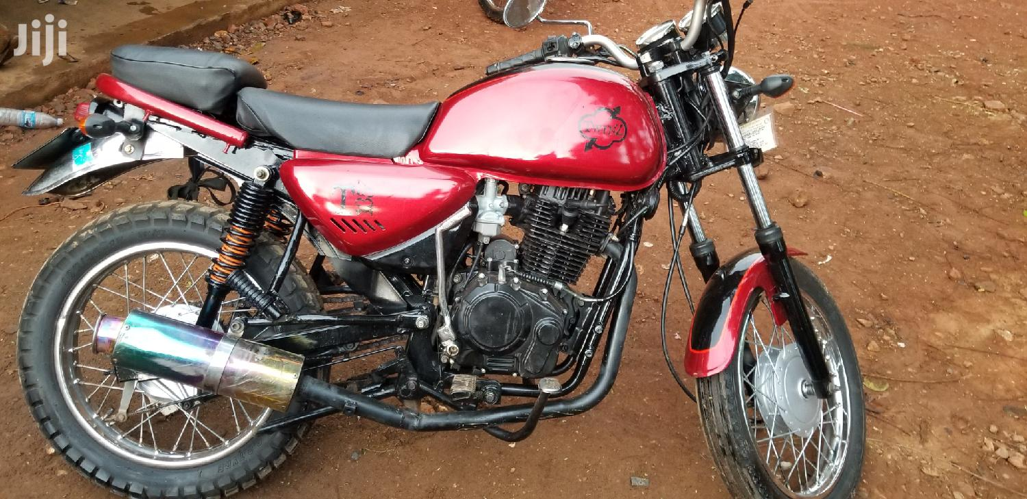 Archive: Motorcycle 2010 Red