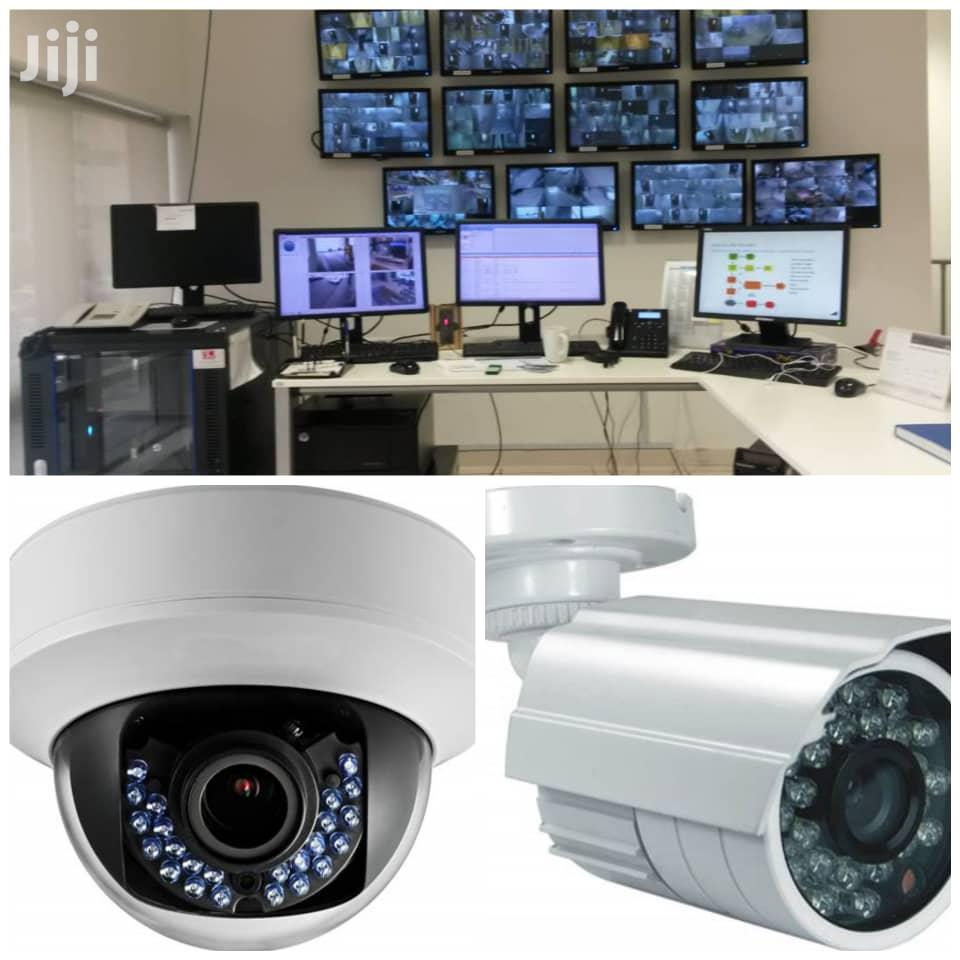 CCTV Camera Dealers In Uganda