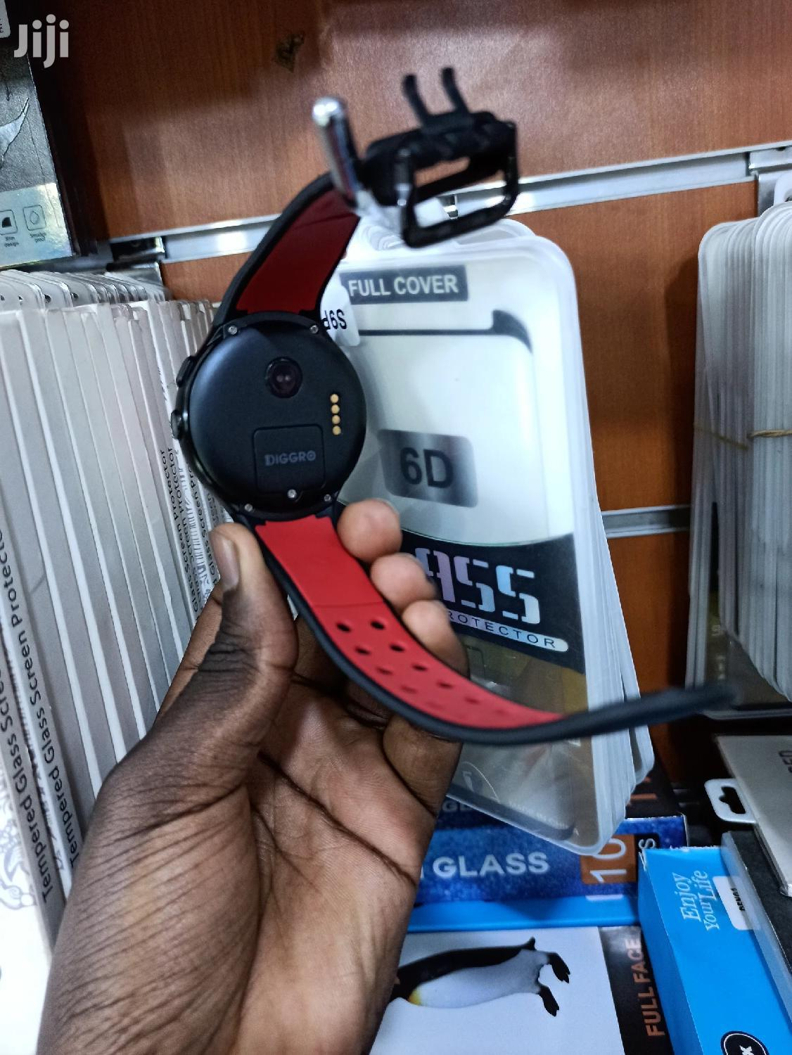 Diggro Di06 Smart Watch | Smart Watches & Trackers for sale in Kampala, Central Region, Uganda