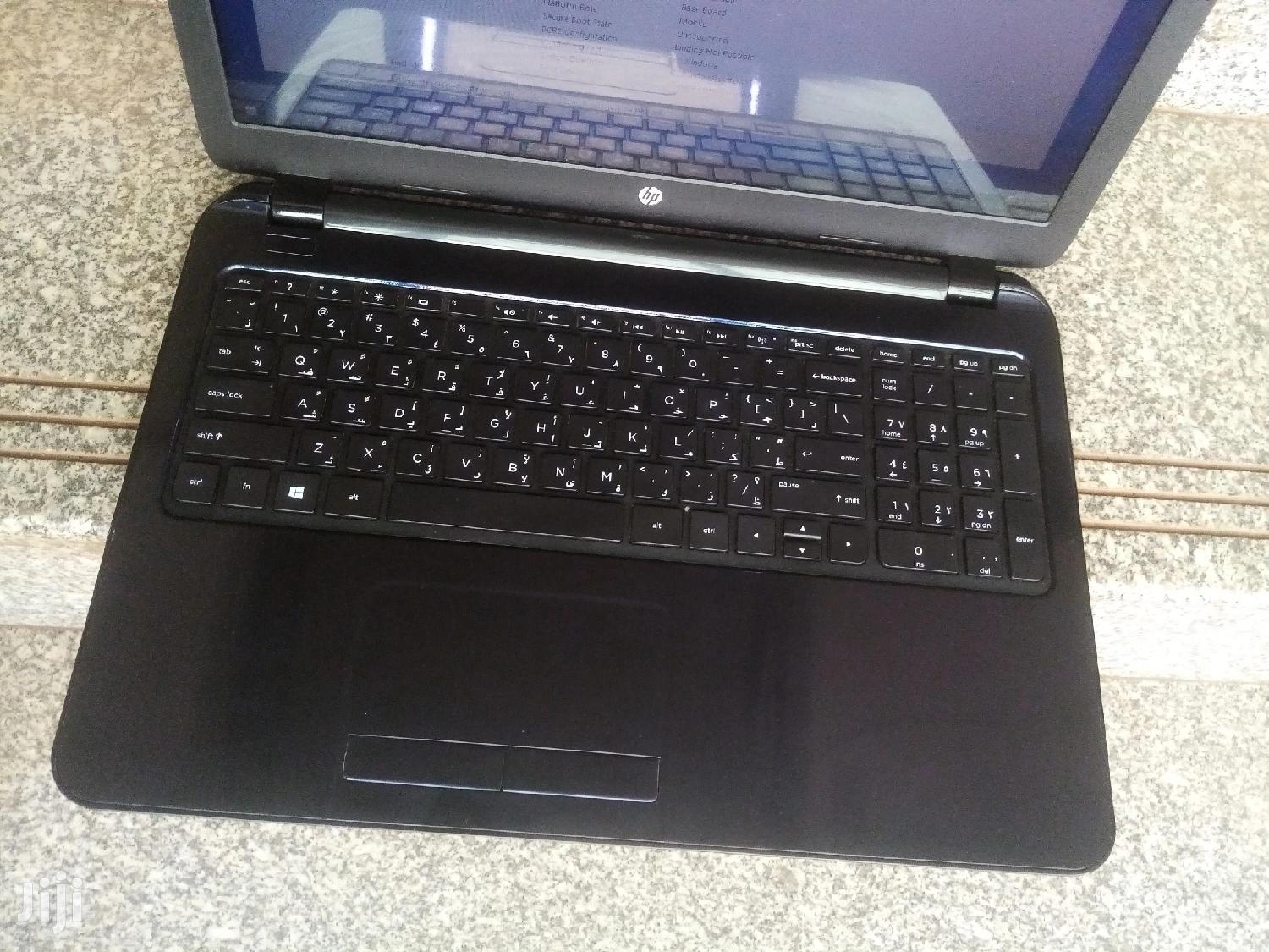 Laptop HP 250 G5 4GB Intel Pentium HDD 500GB | Laptops & Computers for sale in Kampala, Central Region, Uganda