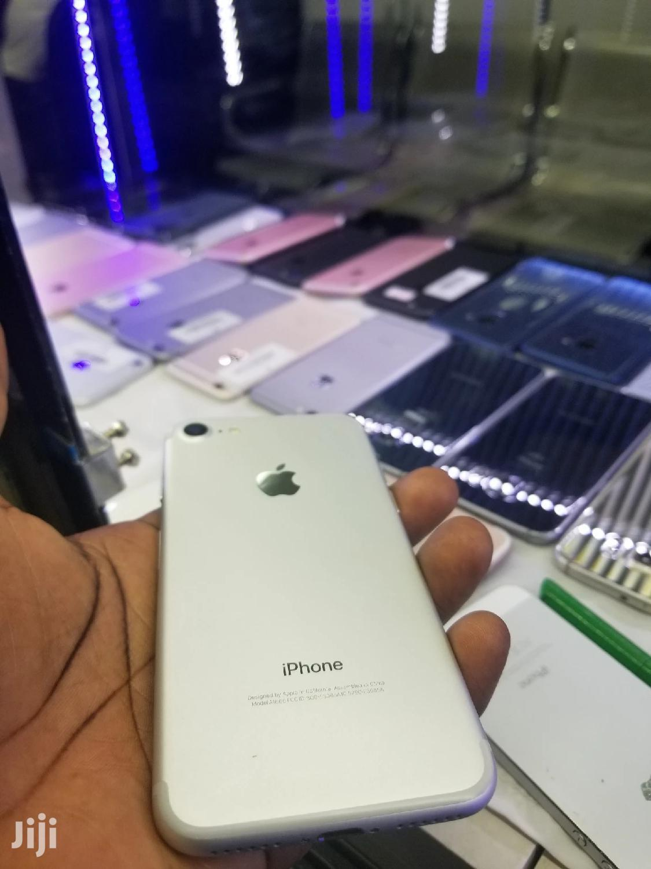 Apple iPhone 7 256 GB Silver   Mobile Phones for sale in Kampala, Central Region, Uganda
