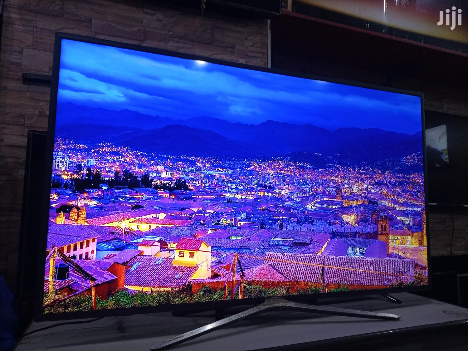 New Samsung 60 Inches Smart 4K Super Slim Flat Screen TV | TV & DVD Equipment for sale in Kampala, Central Region, Uganda