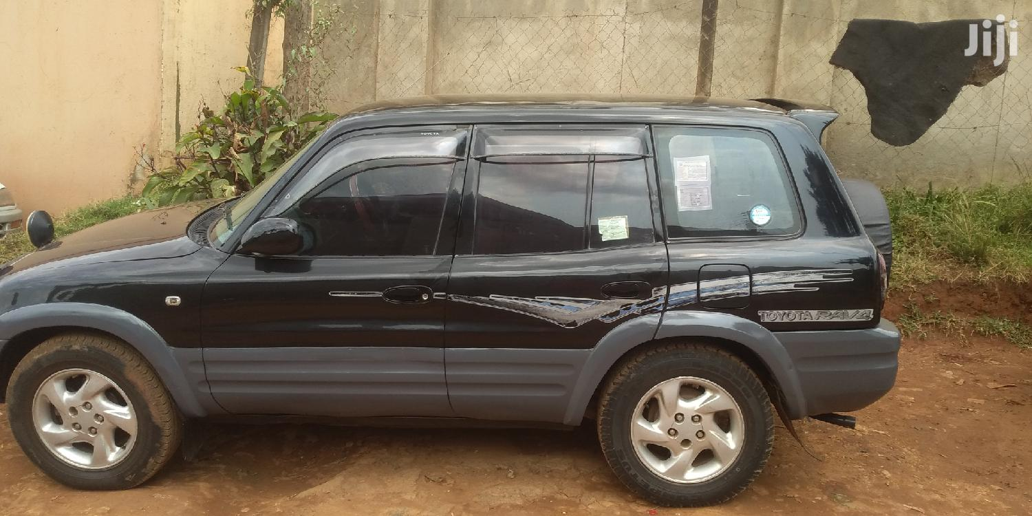 Toyota RAV4 1997 Black | Cars for sale in Kampala, Central Region, Uganda