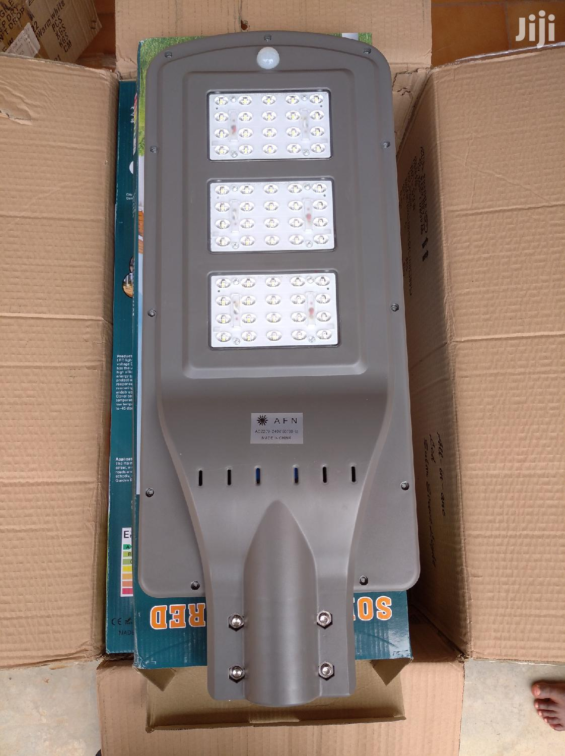 Archive: 180w Solar Street Light With Motion Sensor for Outdoor