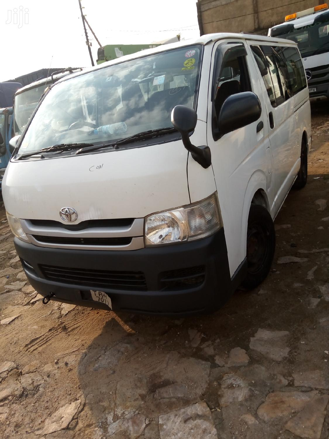 New Toyota Hiace 2008 White | Buses & Microbuses for sale in Kampala, Central Region, Uganda
