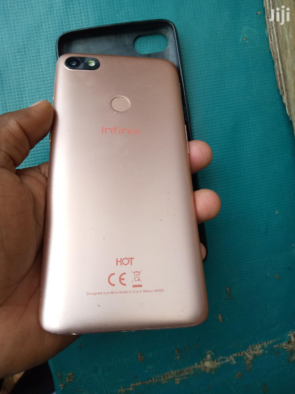 Infinix Hot 6 16 GB Gold | Mobile Phones for sale in Kampala, Central Region, Uganda