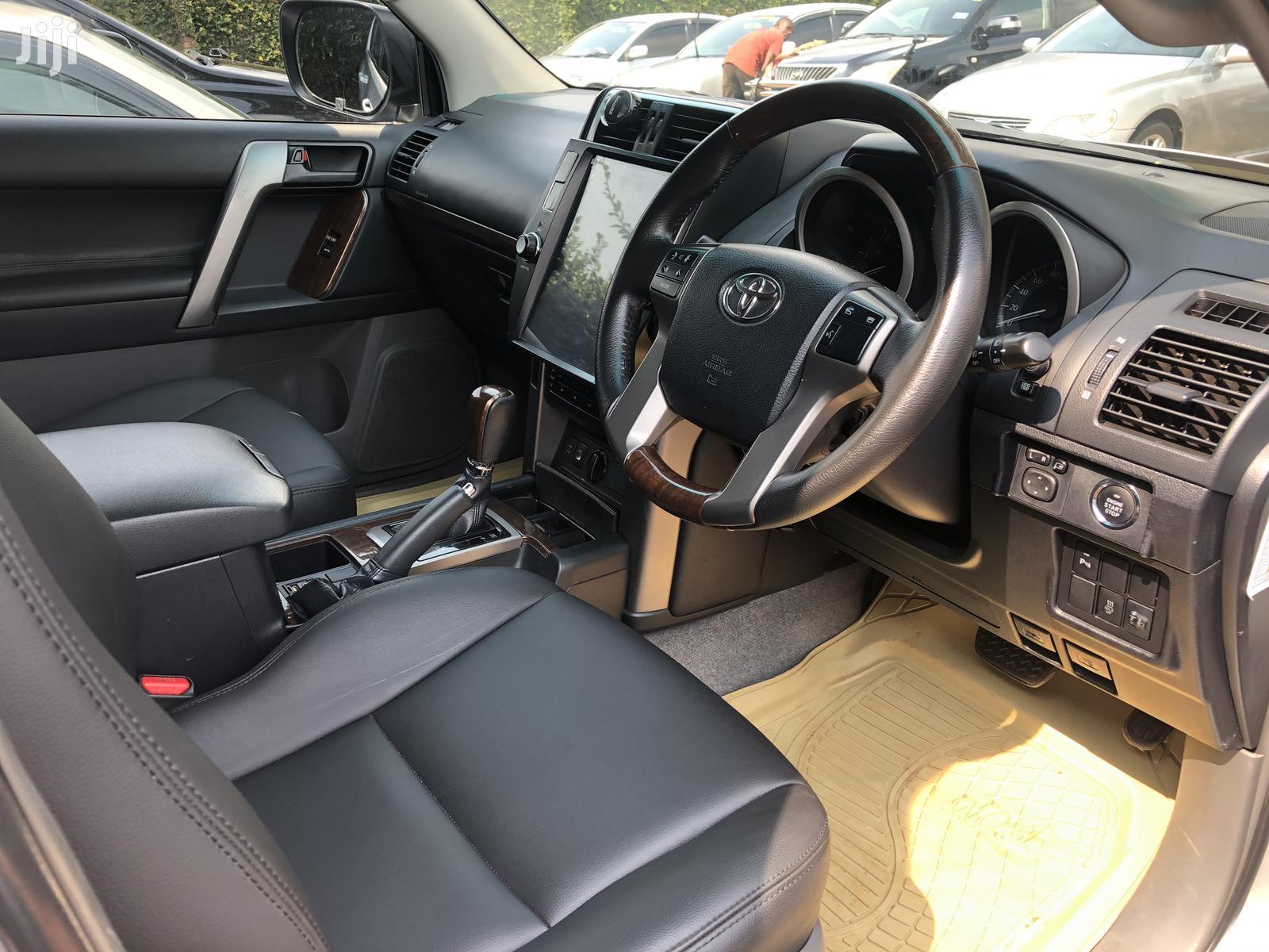 Toyota Land Cruiser Prado 2013 Silver | Cars for sale in Kampala, Central Region, Uganda