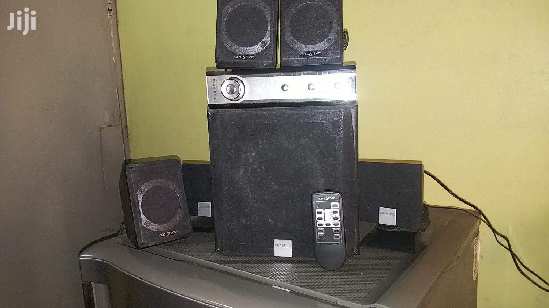 Creative Inspire 5.1 P5500 Digital Home Theatre Surround   Audio & Music Equipment for sale in Kampala, Central Region, Uganda
