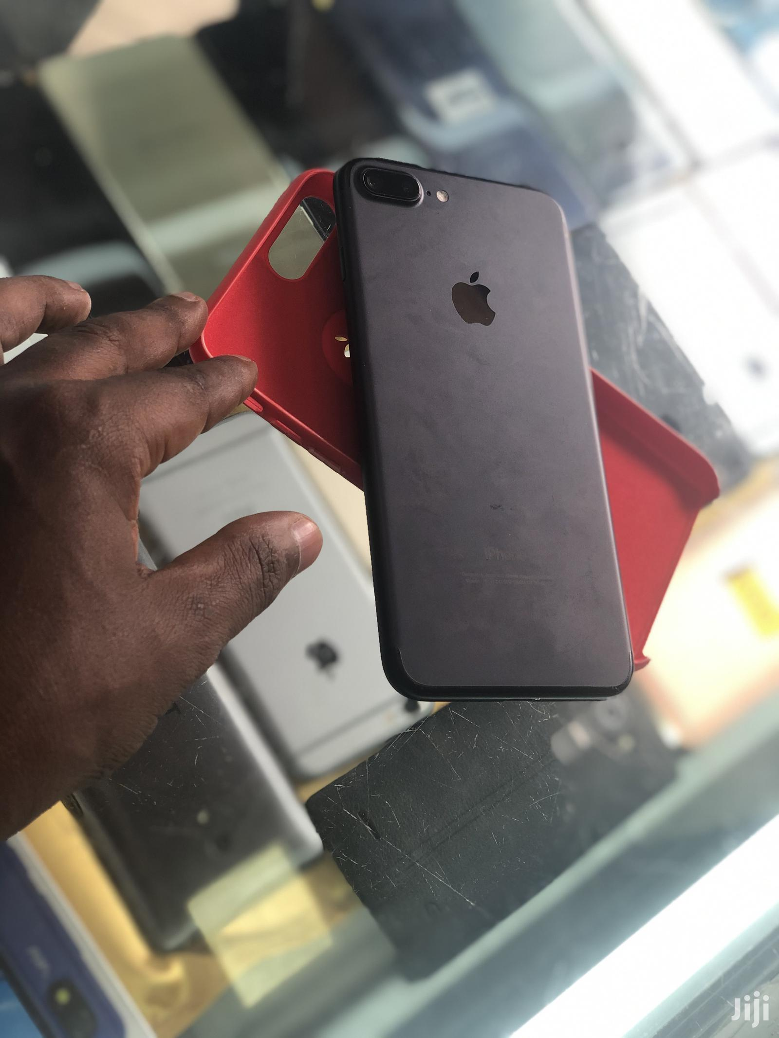 New Apple iPhone 7 Plus 32 GB Black   Mobile Phones for sale in Kampala, Central Region, Uganda