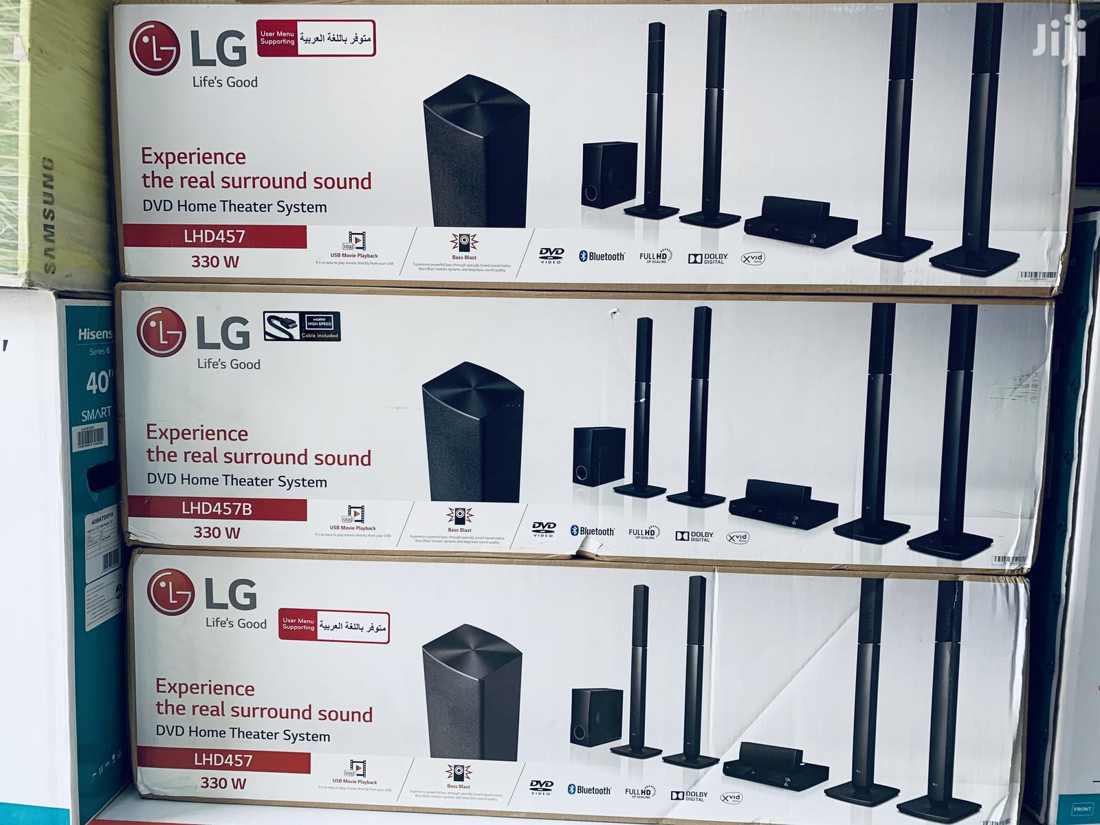 LG DVD Home Theater System | Audio & Music Equipment for sale in Kampala, Central Region, Uganda