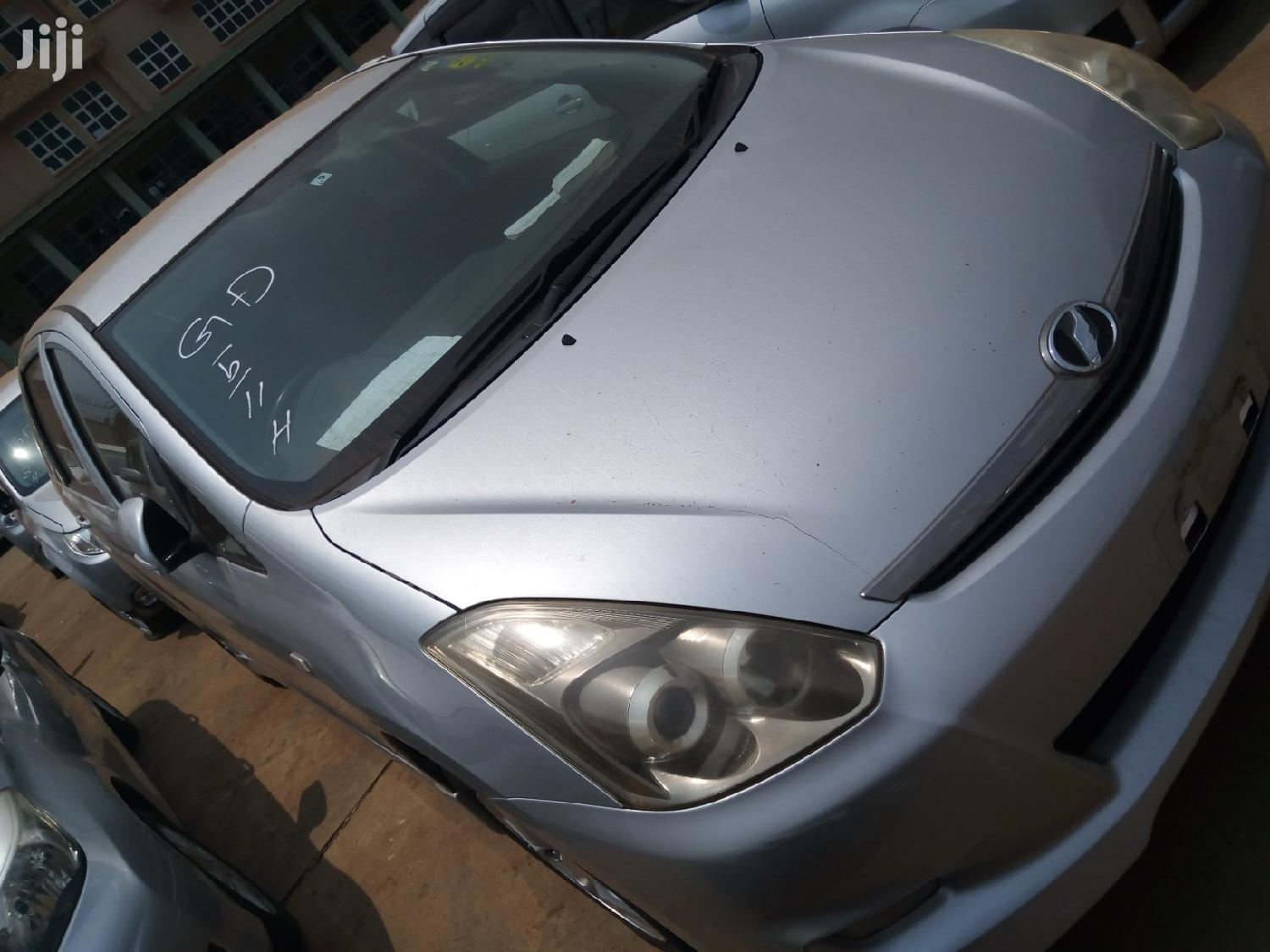 New Toyota Wish 2007 White | Cars for sale in Kampala, Central Region, Uganda