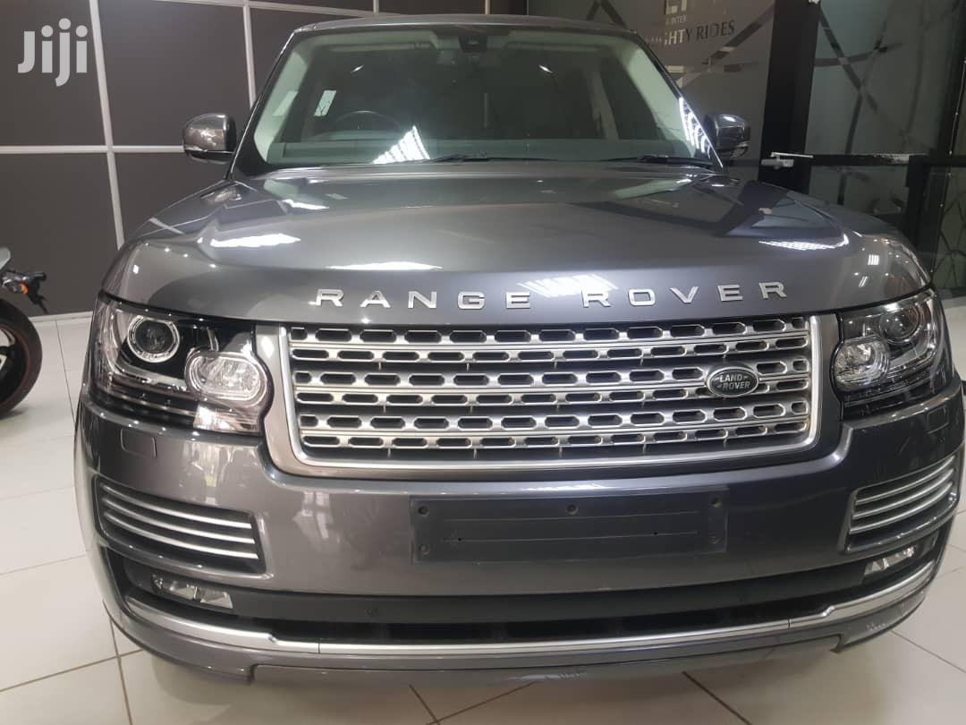 Land Rover Range Rover Vogue 2015 Gray | Cars for sale in Kampala, Central Region, Uganda