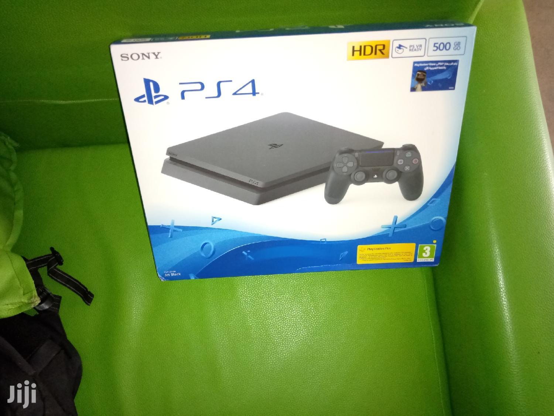 Playstation 4 Slim | Video Game Consoles for sale in Mbale, Eastern Region, Uganda