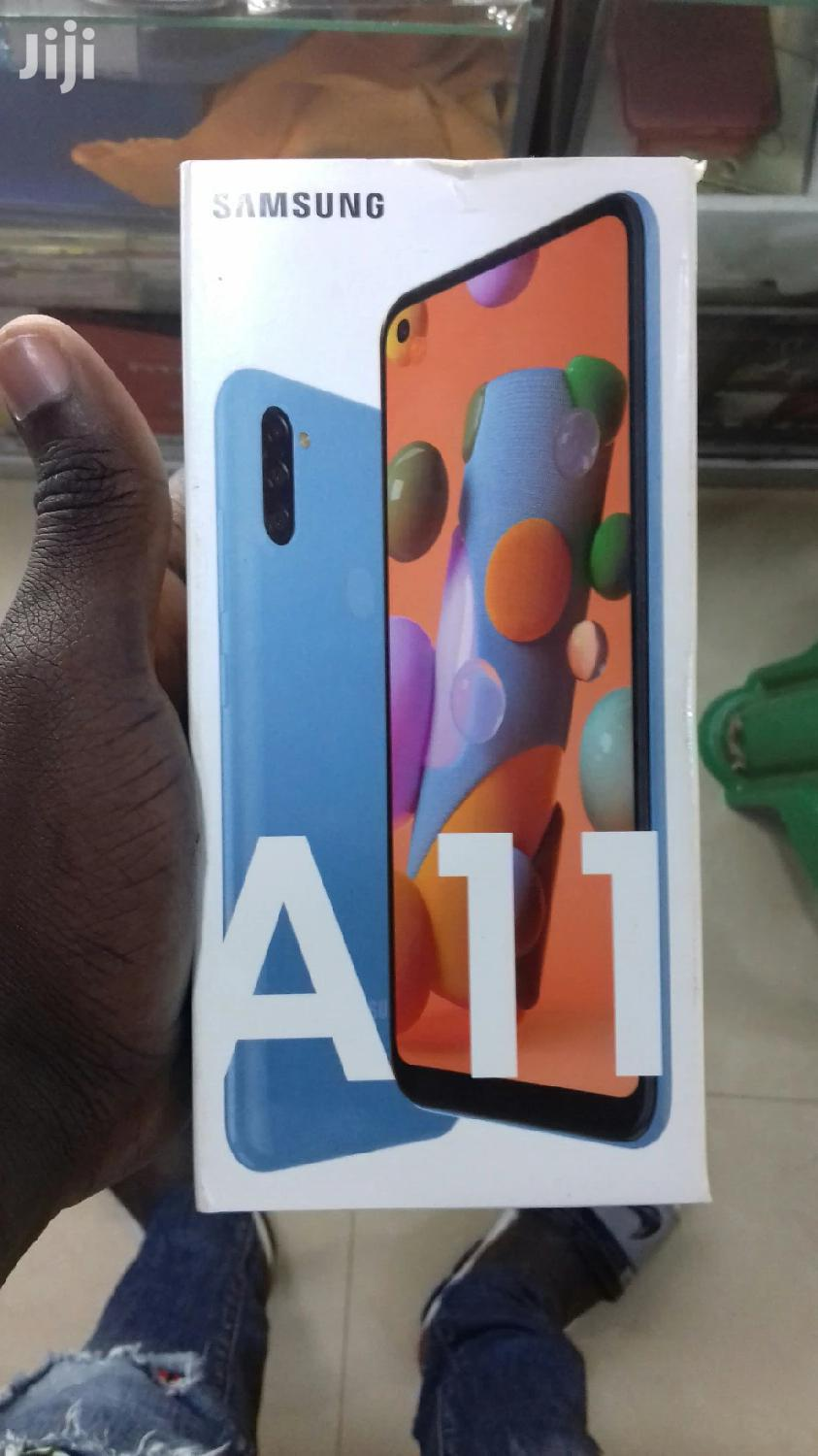 Archive: New Samsung Galaxy A11 32 GB