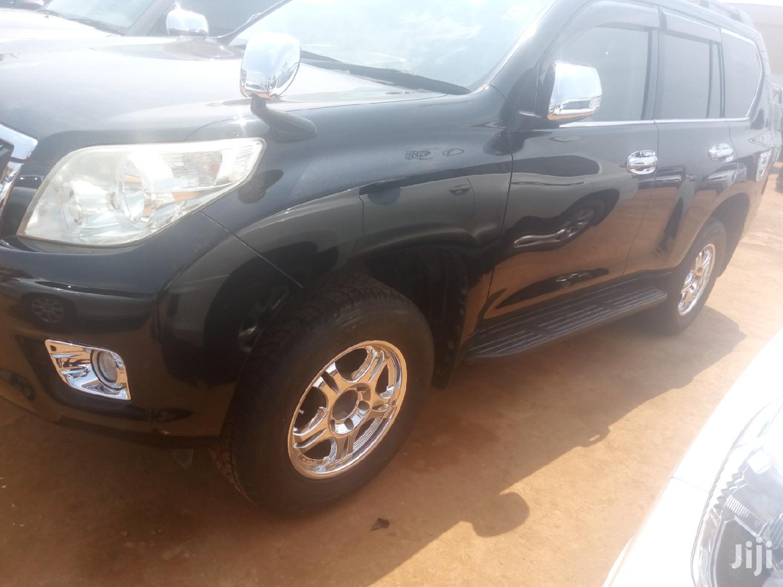 New Toyota Land Cruiser Prado 2016 Black