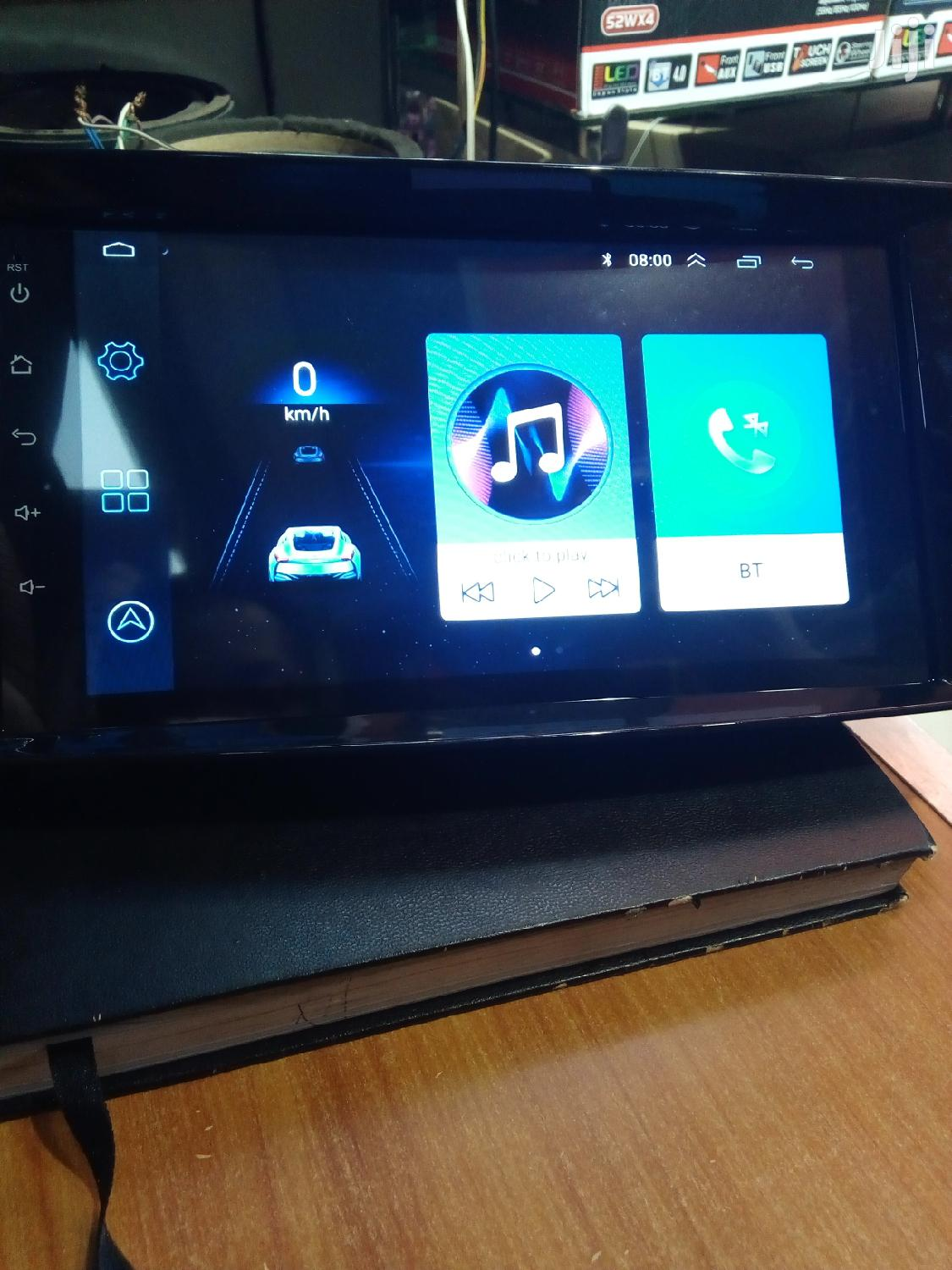 Android Car Radio For Mercedes Benz W211 E Class Series | Vehicle Parts & Accessories for sale in Kampala, Central Region, Uganda